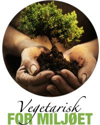 Vegetarisk for miljøet